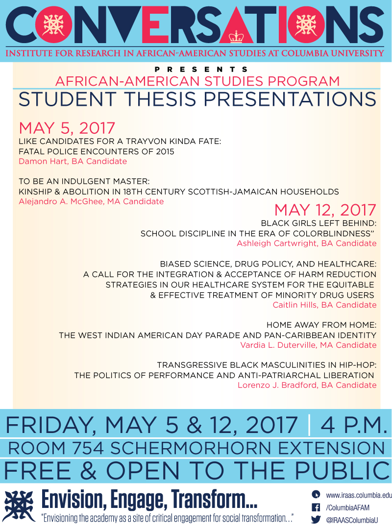 ba thesis american studies A thesis is not required for the ba/ma program in american studies however, in exceptional circumstances and with the consent of the director of the student's concentration (when applicable) and the potential thesis director, students may petition the dgs to substitute 6 credits of thesis research for 2 courses.