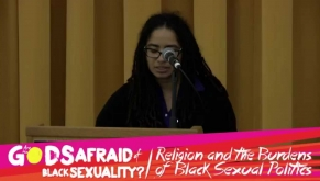 Are the Gods Afraid of Black Sexuality Conference: Panel #5 - 10/24/14