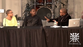 Are the Gods Afraid of Black Sexuality Conference: Panel #4 - 10/23/14