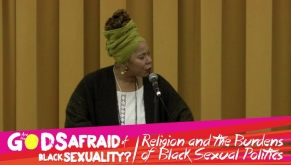 Are the Gods Afraid of Black Sexuality Conference: Panel #2 - 10/23/14
