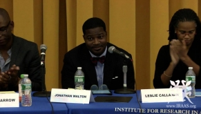 Are the Gods Afraid of Black Sexuality Conference: Panel #8 10/24/14