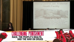 Challenging Punishment: The War on Drugs as Challenge to Community Health
