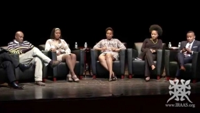 Post-Racial Mythologies, Post Ferguson Realities Panel Discussion 10/16/14